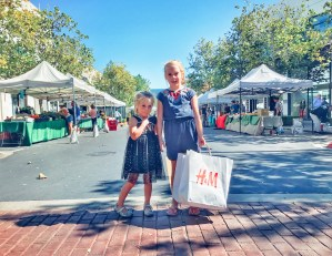 FALL in Love with Fall Shopping At Victoria Gardens