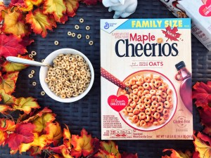 Simply Made, Simply Delicious, Maple Cheerios