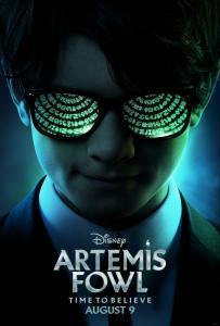 Get A Sneak Peek of Disney's ARTEMIS FOWL! #ArtemisFowl