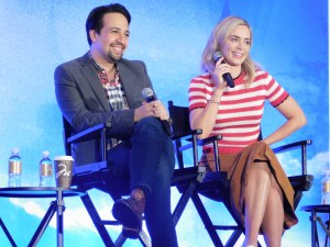 We Had An Uplifting Experience at the Mary Poppins Returns Press Conference!