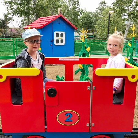 New Duplo Playtown At Legoland California