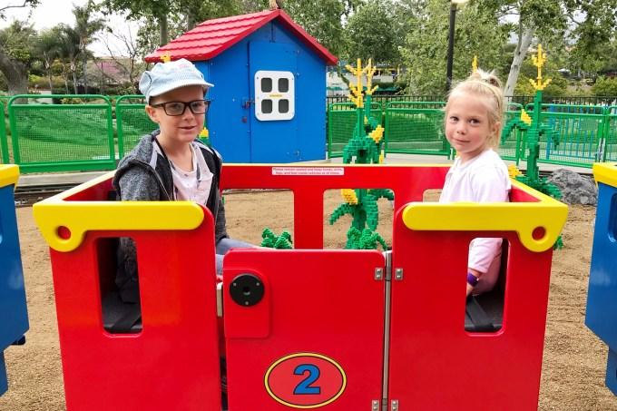 New Duplo Playtown At Legoland California