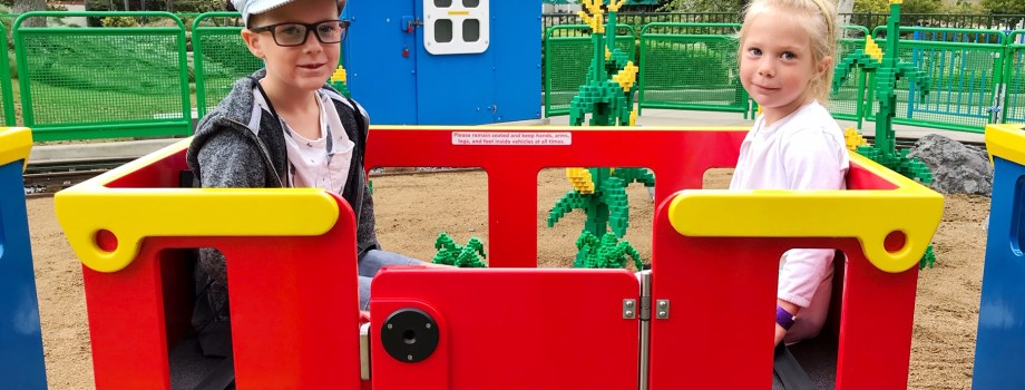 There's A New Duplo Playtown At Legoland California!