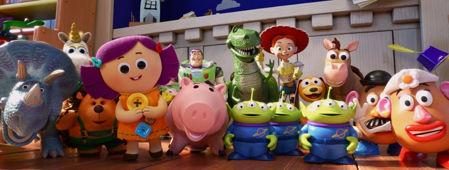 101 Reasons To See Toy Story 4
