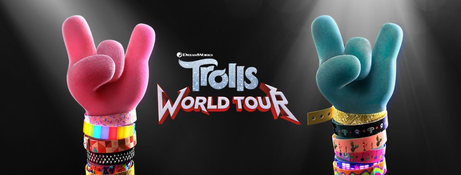 Trolls World Tour is yours to own on Digital 6/23 and Blu-ray & DVD 7/7!