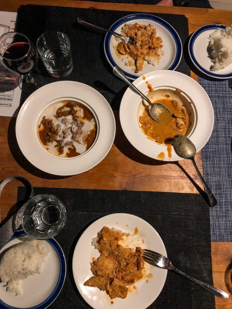 Thai Restaurant Fez Morocco