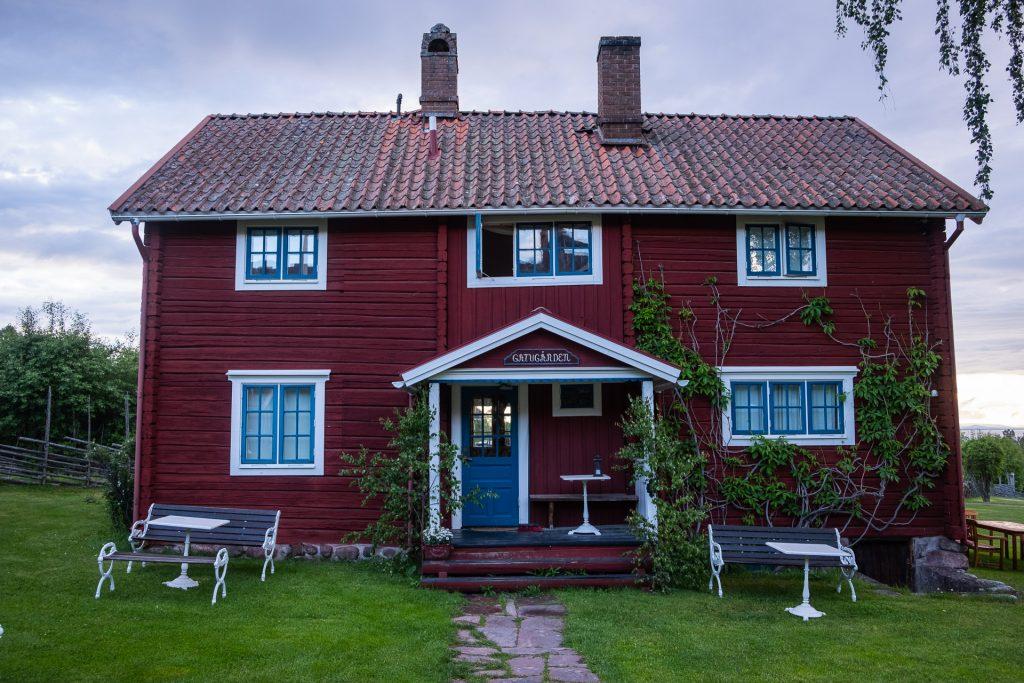 Åkerblad Hotell Dalarna Sverige