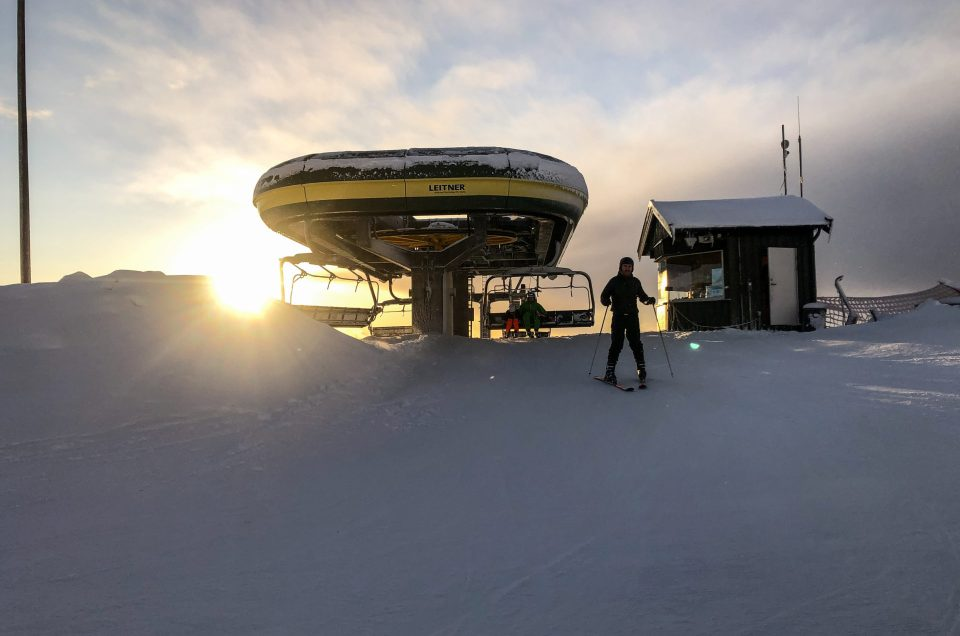 Beitostølen – the skiing edition
