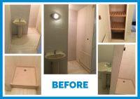 Lichfield EnSuite Makeover - Desire Bathroom Interiors