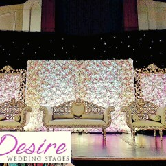 Wedding Chair Covers Derby What States Still Use The Electric Asian Stages Floral Flower Walls Nottingham