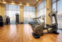 Gym Room Interior Design