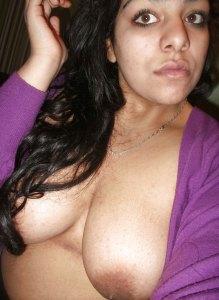 hot tits desi babe