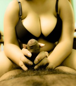holding cock bhabhi nasty
