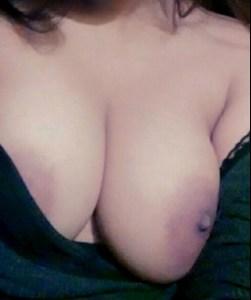 big hot milky aunty boobs
