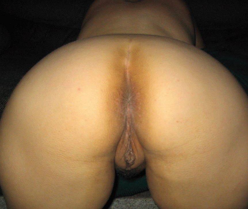Sexy Light Skin Big Ass