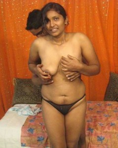 Desi Indian Couple hot tits grabbed