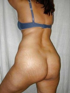 Desi Aunty nude ass hot pic