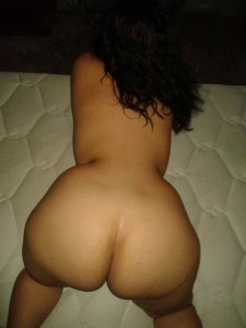 indian chubby wife doggy style
