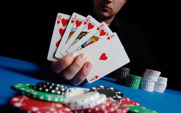 ポーカーに似たBJ