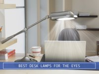 5 Best Rated Desk Lamps to Ease Stress on Eyes in 2018 ...