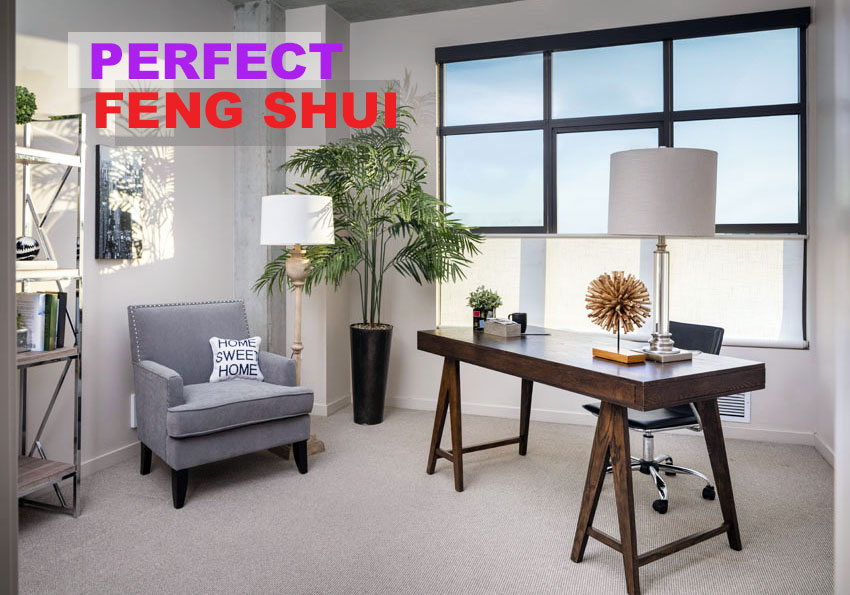 proper posture desk chair retro kids table and chairs top 5 ways to achieve the perfect feng shui for your home office
