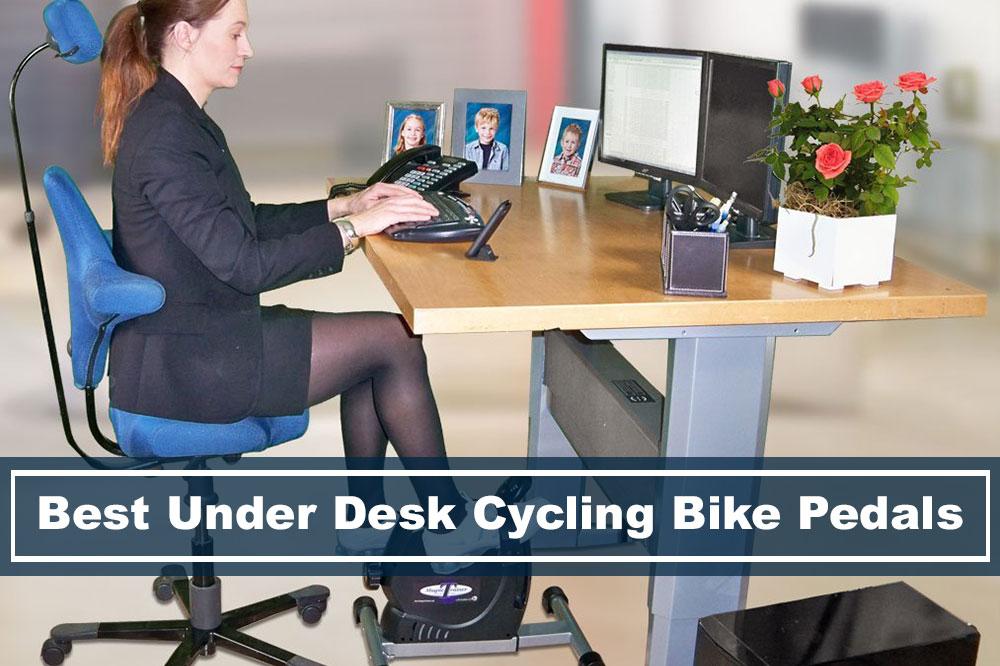 10 Best Under Desk Cycling Bike Pedals and Ellipticals