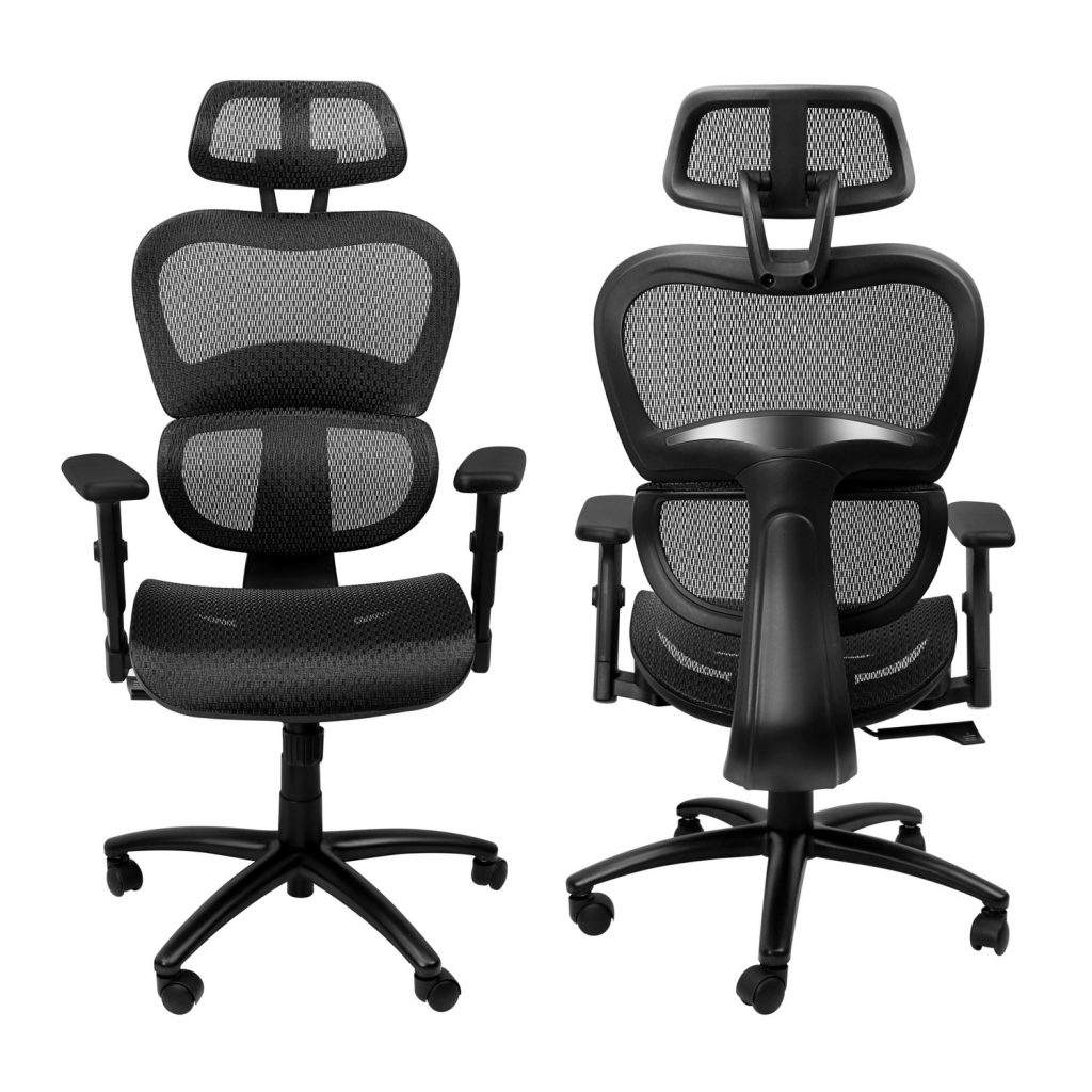 office chair good design charles and ray eames best ergonomic chairs in 2019 desk advisor s ultimate guide komene mesh front back view