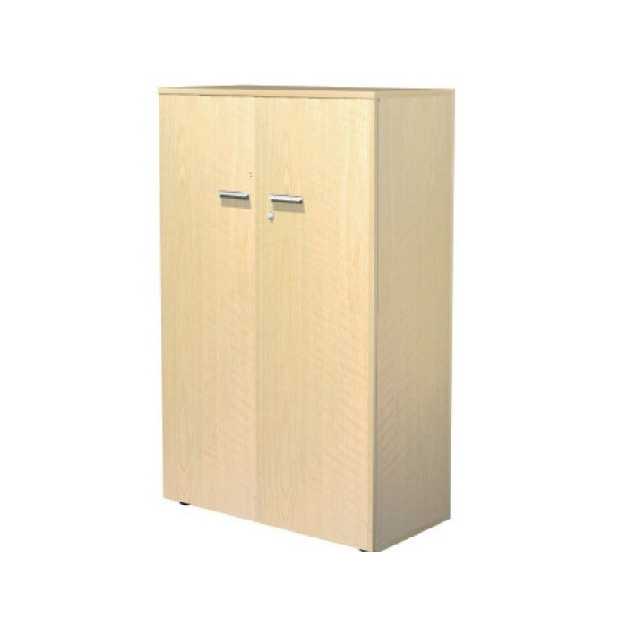 Storage Cabinet with doors and 3 adjustable shelves