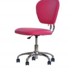 Pink Swivel Chair Red Dining Room Chairs Canada Round Up The Best Desk Bestoffice
