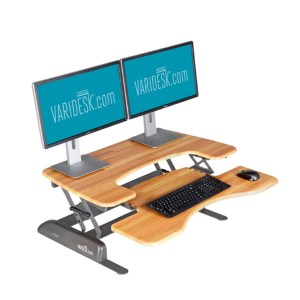 veridesk varidesk standing desk stand up desk adjustable desk