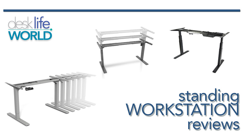 Standing Workstation Reviews Desk Life World