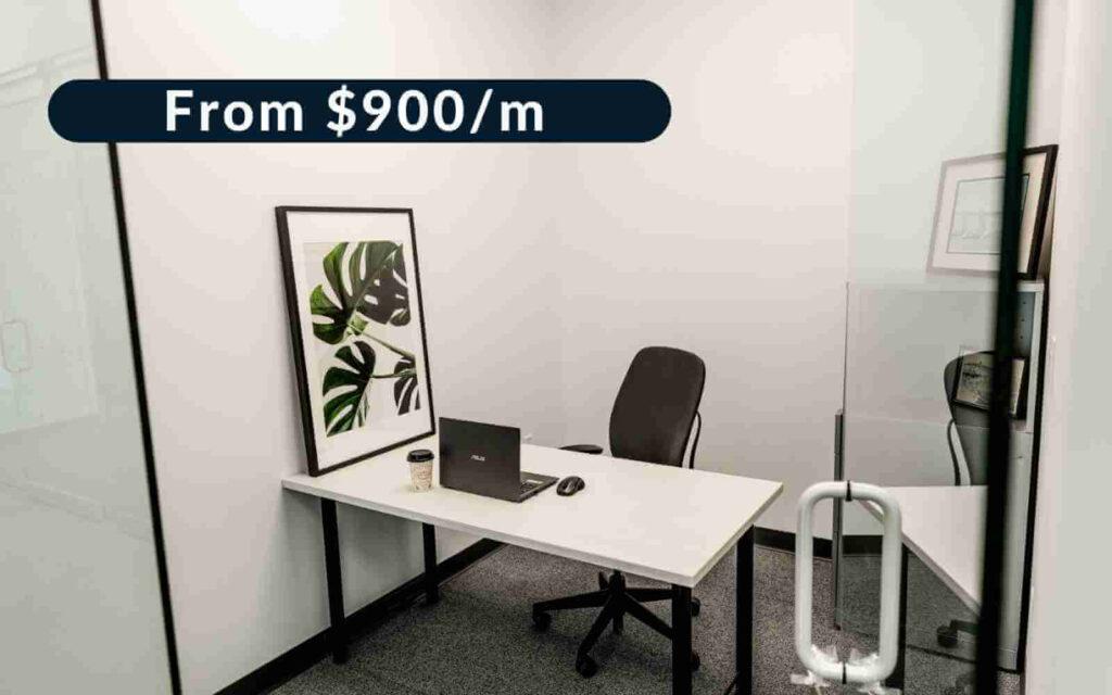 Single Office New Brunswick