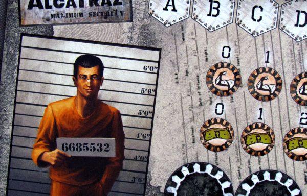 Alcatraz: The Scapegoat - Maximum Security - nový hráč
