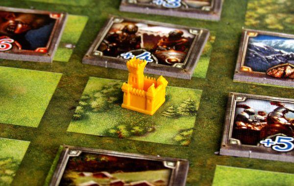 Království - rozehraná hra