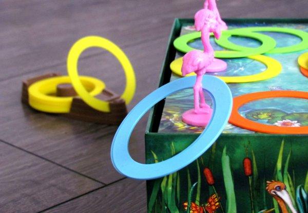 Ringo Flamingo - rozehraná hra