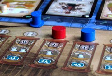Dědictví - rozehraná hra