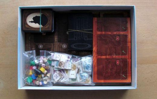 Dědictví - krabice