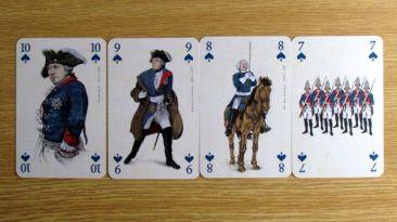 Maria - taktické karty