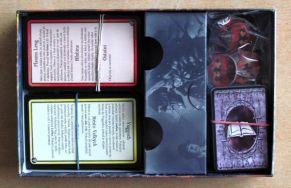 Arkham Horror: Prokletí temného faraona - krabička