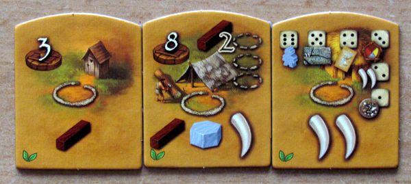 Doba kamenná: Stylově k cíli - kartičky