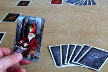 Sabotér - připravená hra
