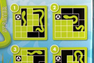 Smart Games: Anakonda - zadání