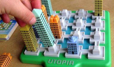 Utopia - průběh řešení