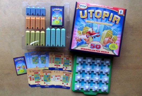 Utopia - balení