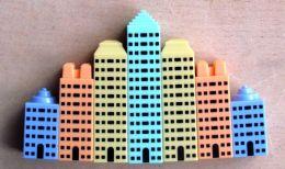 Utopia - mrakodrapy