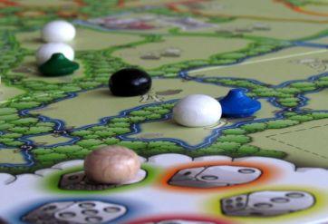 Valdojka - rozehraná hra
