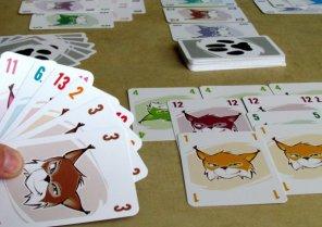 Abluxxen - rozehraná hra