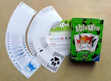 Abluxxen - balení