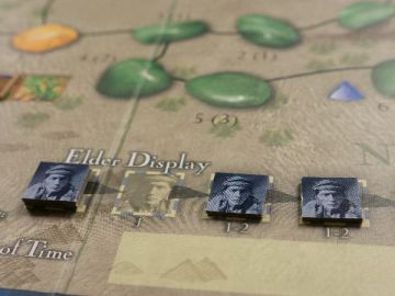 Navajo Wars - připravená hra