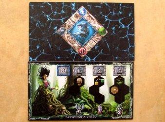 The Lord of the Ice Garden - hráčské plány
